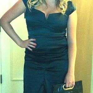 Le Chateau Black Dress